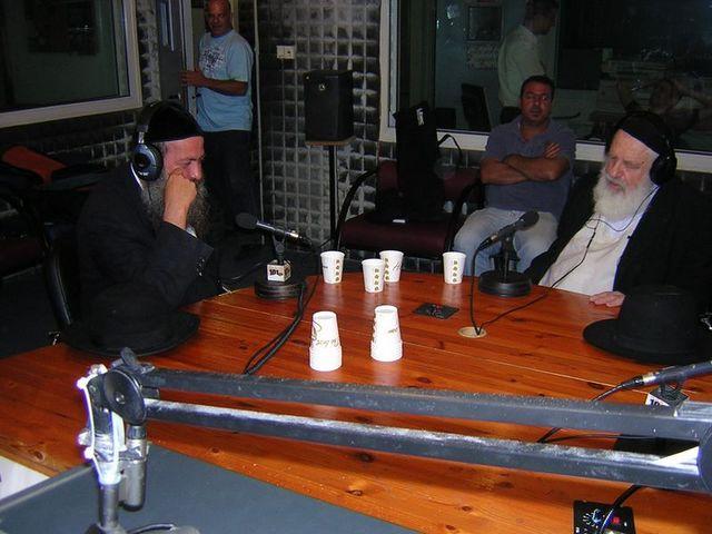 הרב אורי זוהר ושולי רנד בראיון